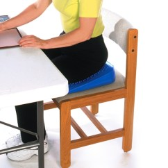 Posture Chair Demo Harbour Upholstery/steel Base Movin Sit Seat Wedge Seating Optp Le8910 2