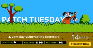 Microsoft Patch Tuesday updates for March 2019