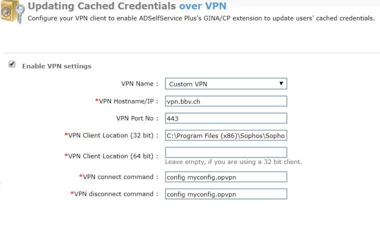 active directory password reset