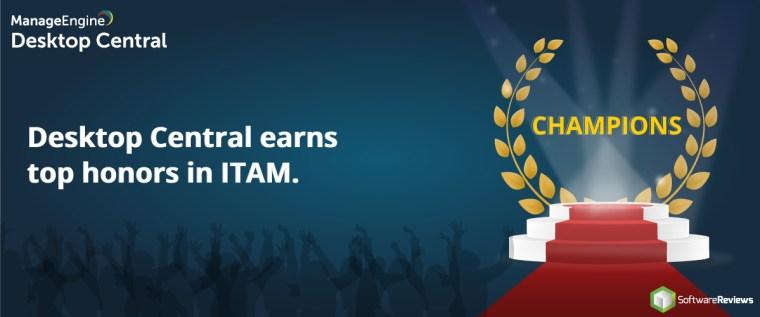 Desktop Central ITAM Champions