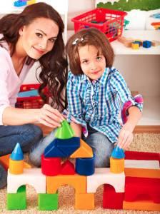 Ortoptysta podpowie w co bawić się z dzieckiem