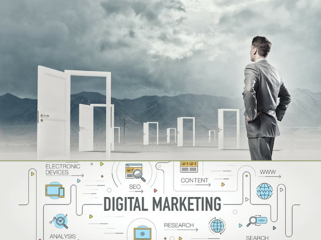 Digital marketing opportunities