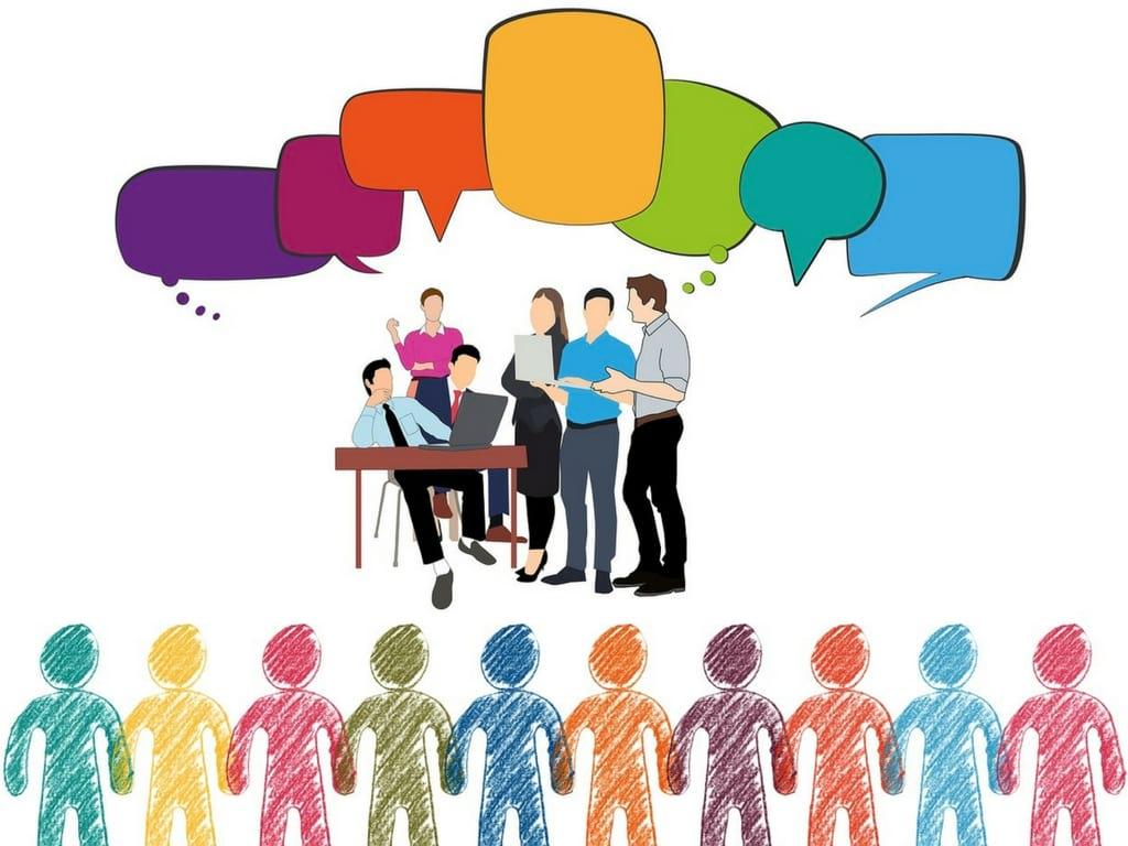 Participate In Groups