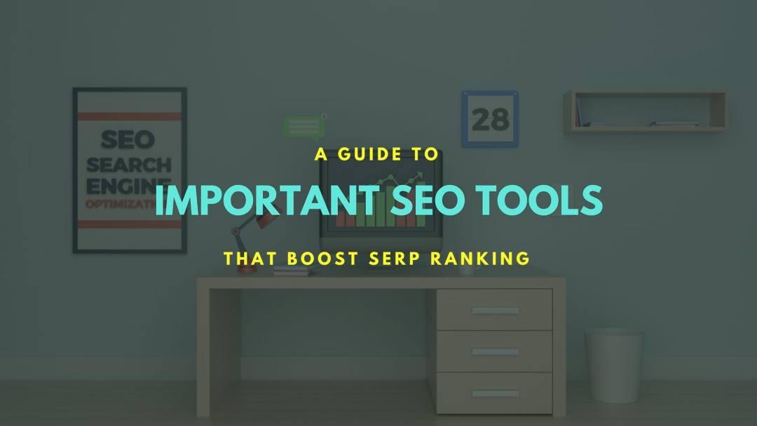 Important SEO Tools
