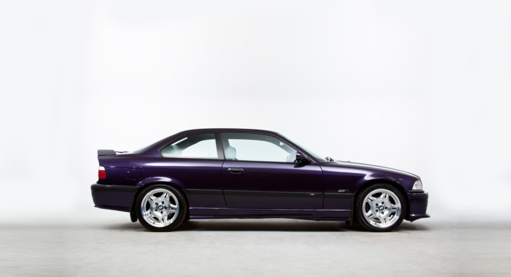 medium resolution of classic car find of the week 1996 bmw e36 m3 evolution