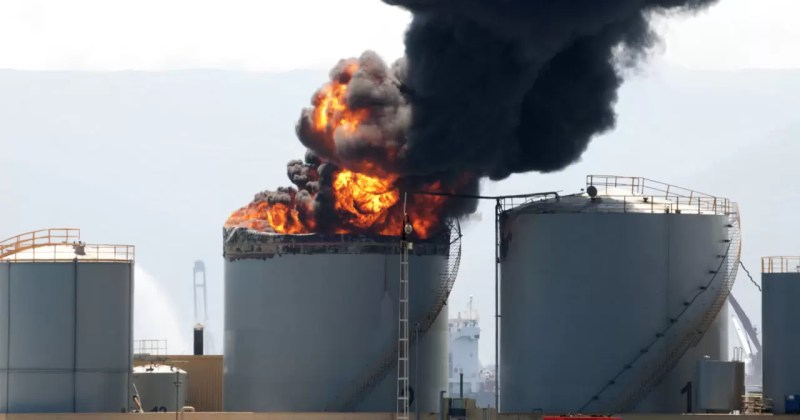 oil and gas accidents Archives | Opus Kinetic