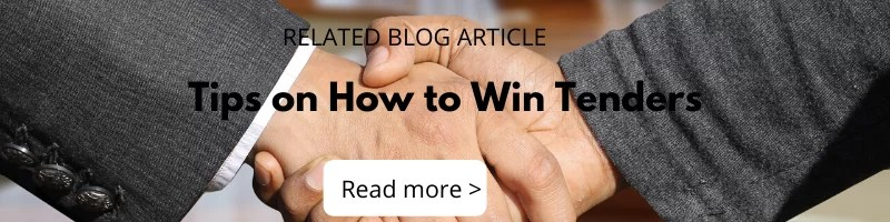 Blog - Tips on How to Win Tenders