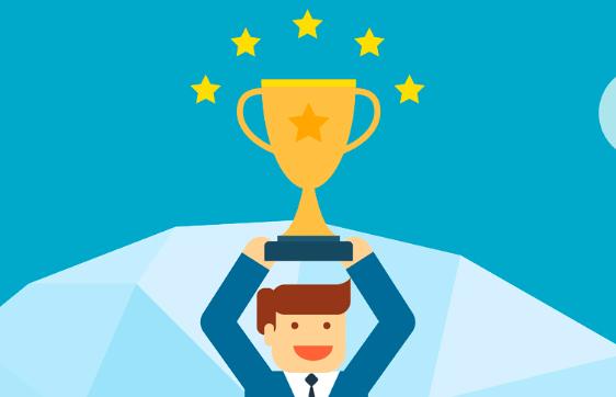 Premiação aos melhores funcionários