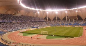 vrouwen stadion Soedi-Arabië
