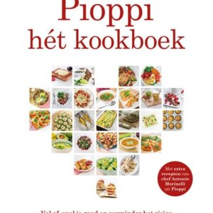 Pioppi. Hét kookboek.