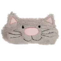 slaapmasker-kat-grijs