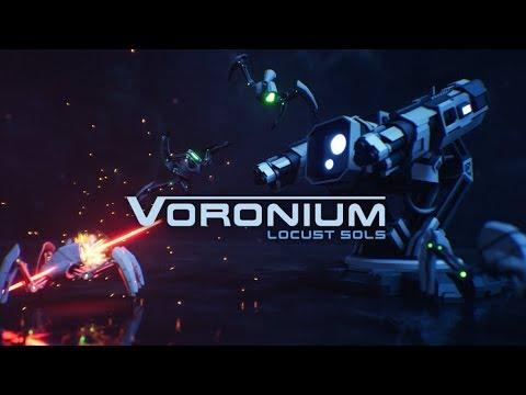 Voronium – Locust Sols Announced for Oculus Quest