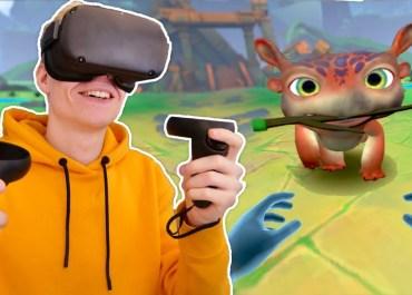 Bogo VR Demo on Oculus Quest
