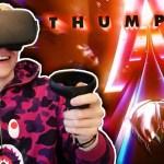 Thumper Demo on Oculus Quest