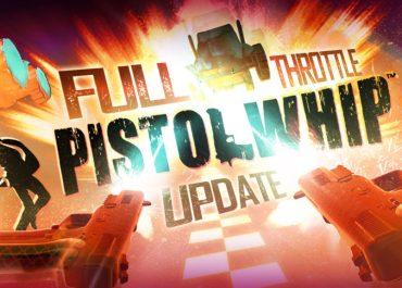Pistol Whip's Biggest Update Yet Releases