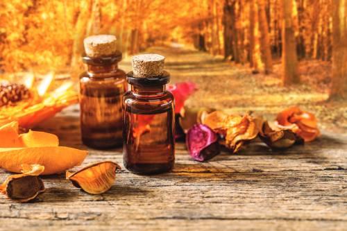 Aromatherapie-automne