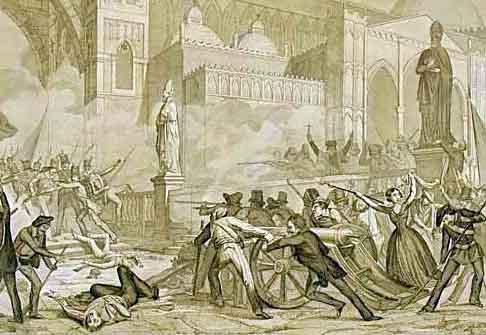 Sicilia. La rivoluzione del 1848