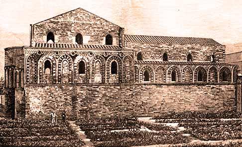 La chiesa del Vespro