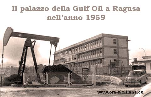 Petrolio siciliano che ha arricchito solo lo Stato italiano