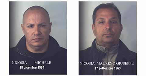 Nicosia Michele e Nicosia Maurizio Giuseppe