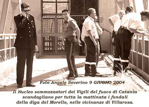 Cronistoria della scomparsa di Giuseppe Bruno