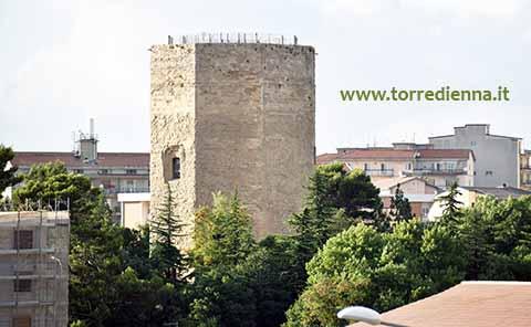 Torre di Enna. Ecco la verità sulla Torre Ottagonale