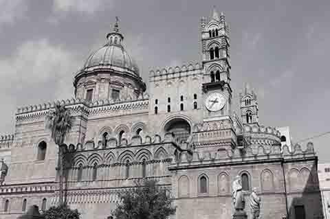 Cattedrale Palermo - Beati Paoli