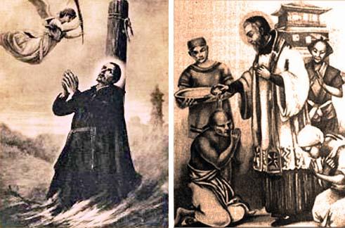 Il beato Girolamo De Angelis