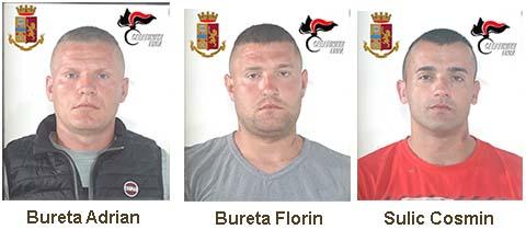 Arresti Rumeni
