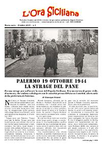 L'Ora Siciliana - Ottobre 2019