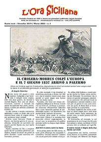 L'Ora Siciliana - Marzo 2020