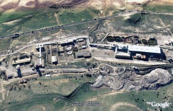 Miniera Pasquasia - Scorie nucleari