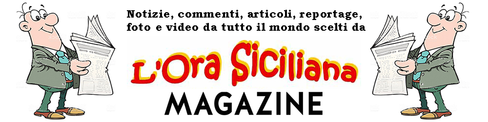 L'Ora Siciliana Magazine