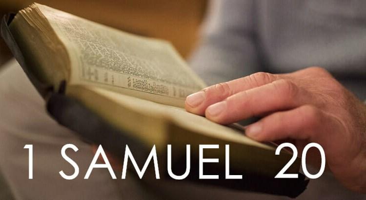 1 SAMUEL 20
