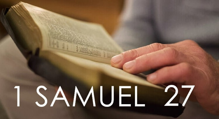 1 SAMUEL 27
