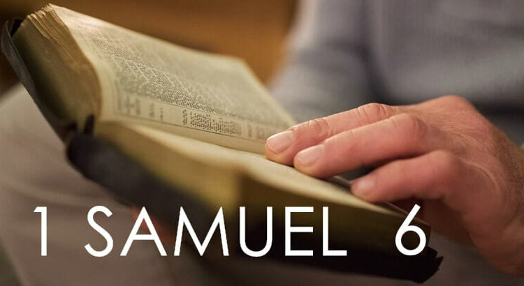 1 SAMUEL 6