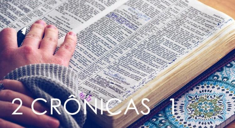 2 CRÔNICAS 1