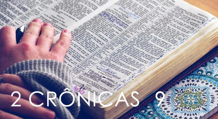 2 CRÔNICAS 9