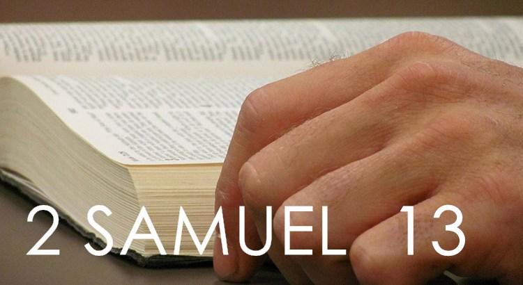 2 Samuel 13