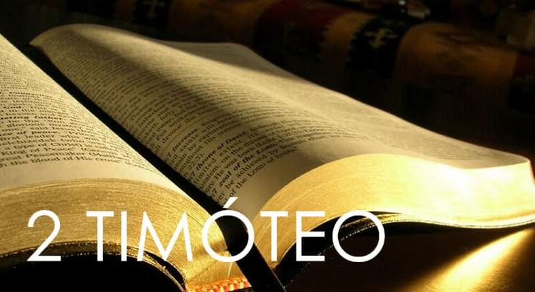 2 TIMÓTEO BÍBLIA ONLINE