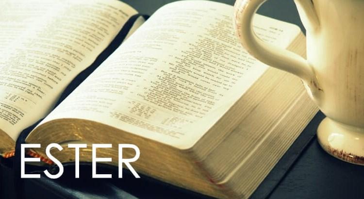 LIVRO DE ESTER BÍBLIA