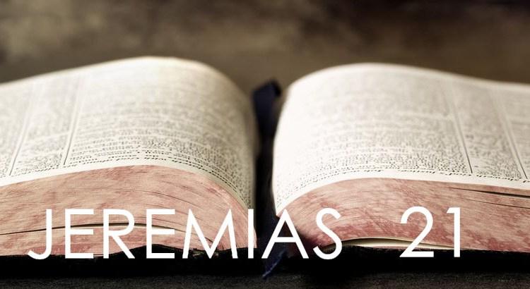 JEREMIAS 21