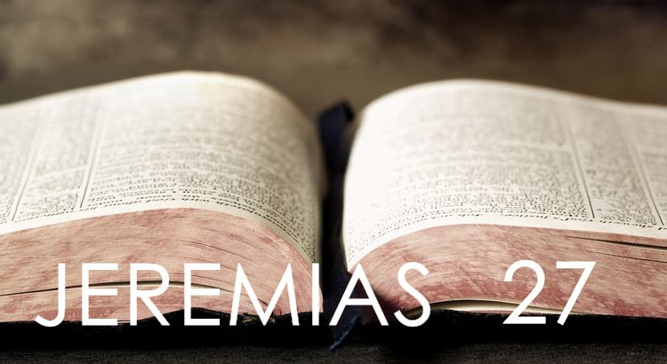 JEREMIAS 27