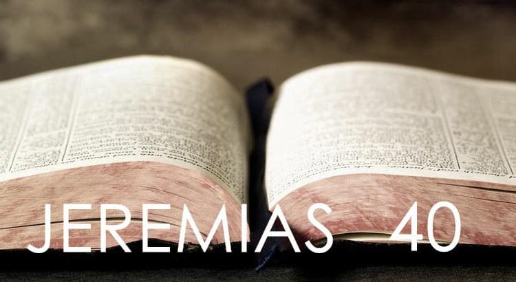 JEREMIAS 40