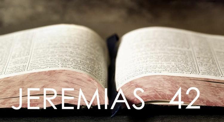 JEREMIAS 42