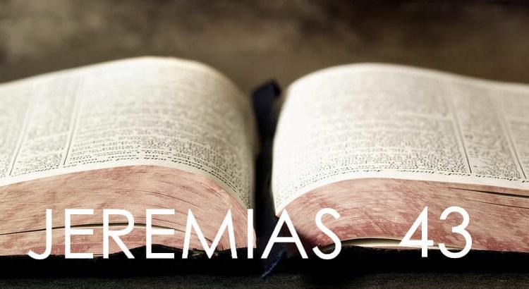 JEREMIAS 43