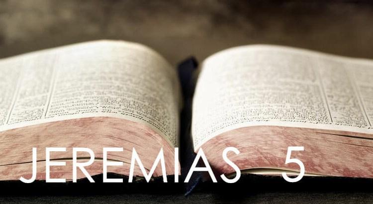 JEREMIAS 5