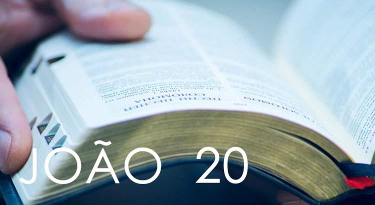JOÃO 20