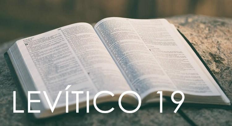 LEVÍTICO 19