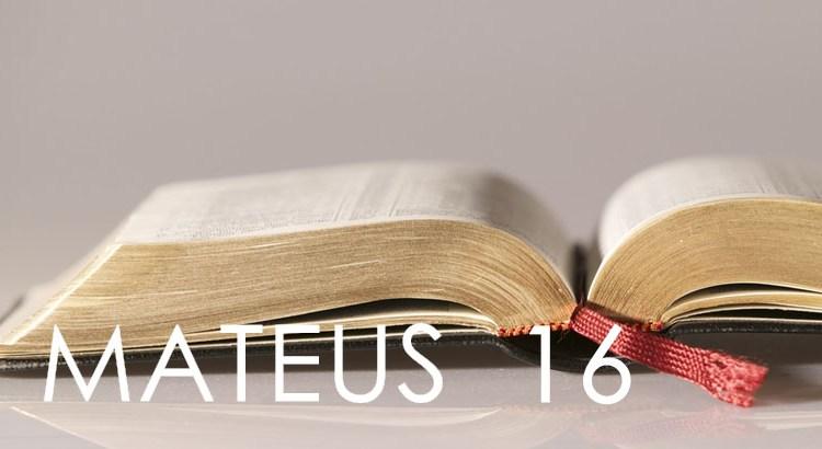 MATEUS 16